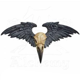 ALCHEMY GOTHIC Dekoráció - Ravenger Wall Plaque, ALCHEMY GOTHIC