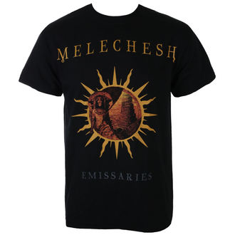 metál póló férfi Melechesh - EMISSARIES - RAZAMATAZ, RAZAMATAZ, Melechesh