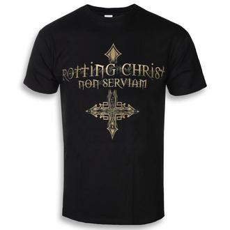 metál póló férfi Rotting Christ - Non Serviam - RAZAMATAZ, RAZAMATAZ, Rotting Christ
