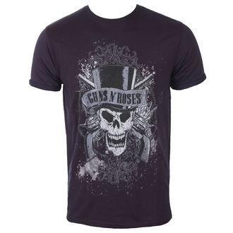 metál póló férfi Guns N' Roses - Faded Skull - ROCK OFF, ROCK OFF, Guns N' Roses