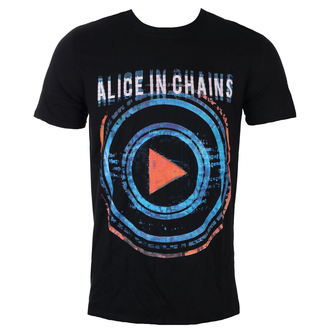 metál póló férfi Alice In Chains - Played - ROCK OFF, ROCK OFF, Alice In Chains