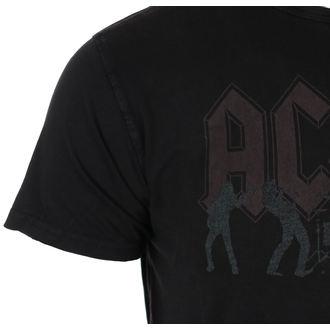 metál póló férfi AC-DC - Vintage Silhouettes - ROCK OFF, ROCK OFF, AC-DC