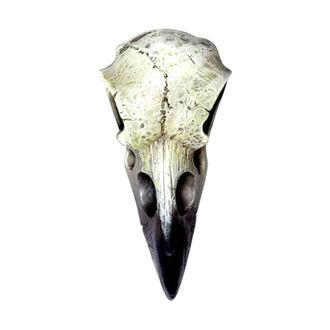 ALCHEMY GOTHIC Dekoráció - Small Raven Skull, ALCHEMY GOTHIC