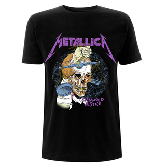 metál póló férfi Metallica - Damage Hammer -, Metallica