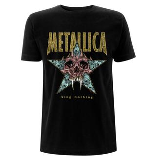 metál póló férfi Metallica - King Nothing -, Metallica