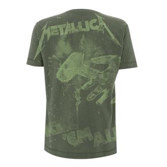 metál póló férfi Metallica - Kill 'Em All -, Metallica