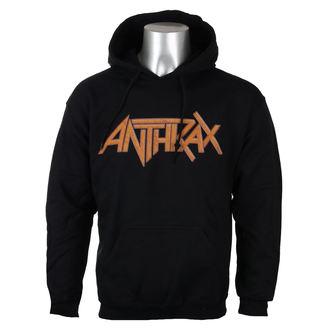 kapucnis pulóver férfi Anthrax - Evil Twin - ROCK OFF