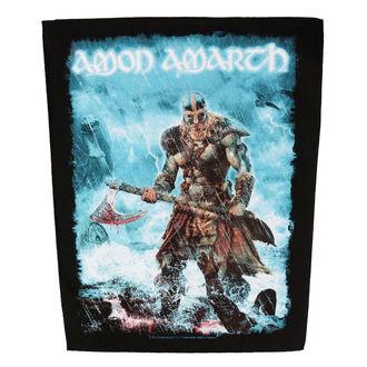 AMON AMARTH Nagy méretű felvarró - JOMSVIKING - RAZAMATAZ, RAZAMATAZ, Amon Amarth