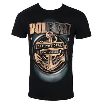 metál póló férfi Volbeat - Anchor - ROCK OFF, ROCK OFF, Volbeat