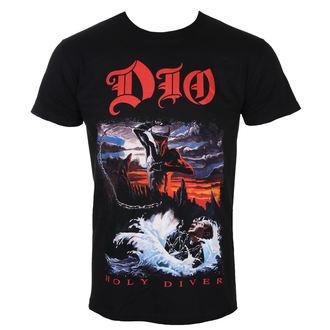 metál póló férfi Dio - Holy Diver - ROCK OFF, ROCK OFF, Dio
