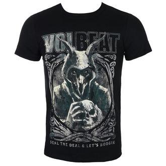 metál póló férfi Volbeat - Goat With Skull - ROCK OFF, ROCK OFF, Volbeat