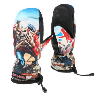 Iron Maiden Ujjatlan kesztyű - Trooper - CELTEK, CELTEK, Iron Maiden