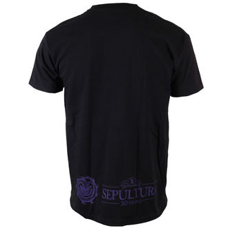 metál póló férfi Sepultura - - NUCLEAR BLAST, NUCLEAR BLAST, Sepultura