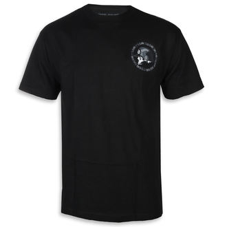 utcai póló férfi - CHAIN GANG BLK - METAL MULISHA, METAL MULISHA