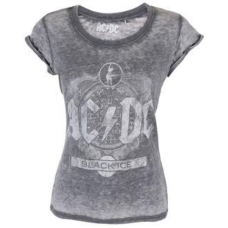 metál póló férfi AC-DC - Black Ice - ROCK OFF, ROCK OFF, AC-DC