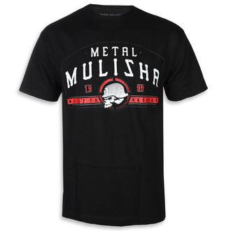 utcai póló férfi - JUNKYARD BLK - METAL MULISHA, METAL MULISHA
