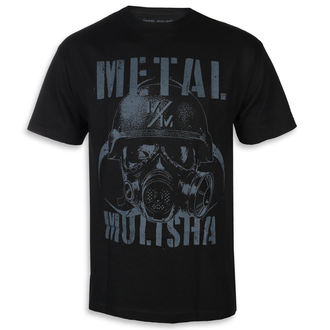 utcai póló férfi - HAZARD BLK - METAL MULISHA, METAL MULISHA