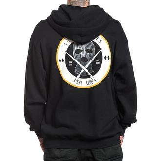 kapucnis pulóver férfi - SKI CLUB - SULLEN, SULLEN