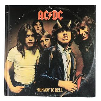 AC  /  DC Jegyzetfüzet, NNM, AC-DC