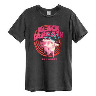 metál póló férfi Black Sabbath - PARANOID - AMPLIFIED, AMPLIFIED, Black Sabbath