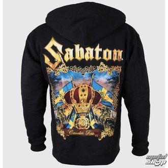 kapucnis pulóver férfi Sabaton - Carolus - NUCLEAR BLAST, NUCLEAR BLAST, Sabaton