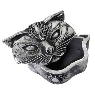 ALCHEMY GOTHIC Dekoráció (doboz)- Sacred Cat, ALCHEMY GOTHIC