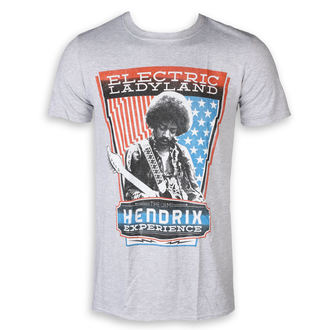 metál póló férfi Jimi Hendrix - Electric - ROCK OFF, ROCK OFF, Jimi Hendrix