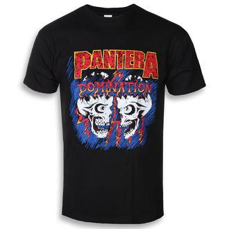 metál póló férfi Pantera - Domination - ROCK OFF, ROCK OFF, Pantera