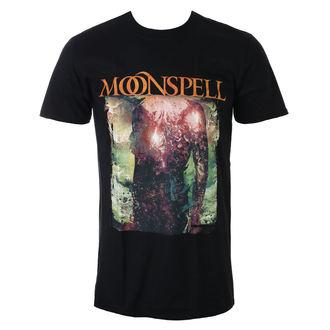 metál póló férfi Moonspell - 1755 - NAPALM RECORDS, NAPALM RECORDS, Moonspell