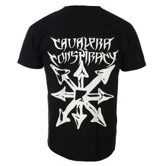 metál póló férfi Cavalera Conspiracy - Psychosis - NAPALM RECORDS, NAPALM RECORDS, Cavalera Conspiracy