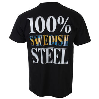 metál póló férfi Hammerfall - Swedish Steel - NAPALM RECORDS, NAPALM RECORDS, Hammerfall