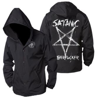 tavaszi/őszi dzseki - Satanic Motherfucker - BLACK CRAFT