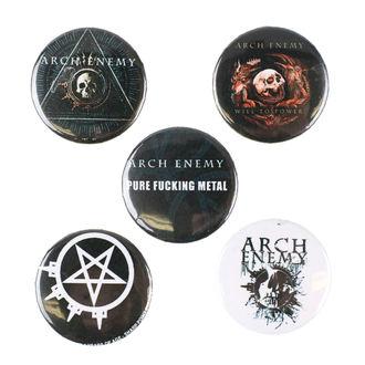Arch Enemy kitűzők - RAZAMATAZ, RAZAMATAZ, Arch Enemy