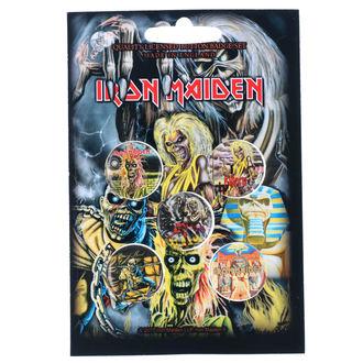 Iron Maiden kitűzők - RAZAMATAZ