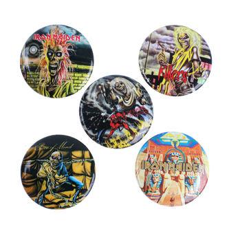 Iron Maiden kitűzők - RAZAMATAZ, RAZAMATAZ, Iron Maiden