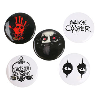 Alice Cooper kitűzők- RAZAMATAZ, RAZAMATAZ, Alice Cooper