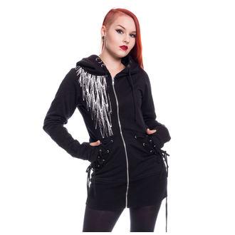 kapucnis pulóver női - SHADOW ANGEL - VIXXSIN, VIXXSIN