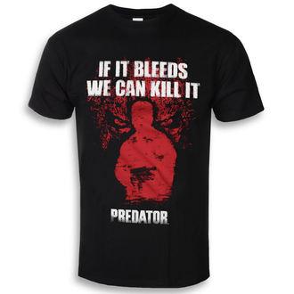 filmes póló férfi Predator - If It Bleeds - HYBRIS, HYBRIS, Predator