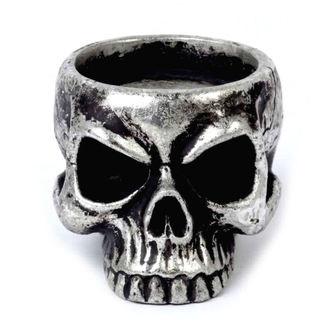 ALCHEMY GOTHIC Dekoráció - Skull Tea, ALCHEMY GOTHIC