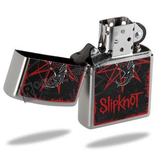 ZIPPO Öngyújtó - Slipknot - NEM. 10, ZIPPO, Slipknot