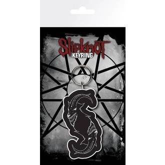 SLIPKNOT Kulcstartó - GB posters, GB posters, Slipknot