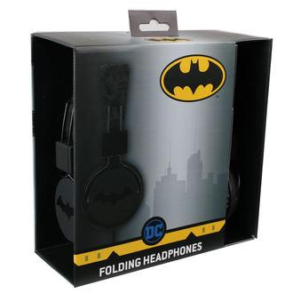 Batman fejhallgató - Black Logo