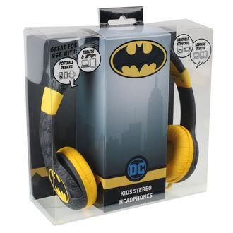 Batman Gyermek fejhallgató- Bat Signal
