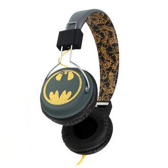 Batman fejhallgató - Vintage Logo