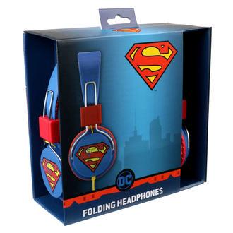 Superman fejhallgató - Vintage Logo