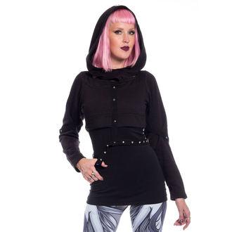 kapucnis pulóver női - SOLINA - POIZEN INDUSTRIES, POIZEN INDUSTRIES