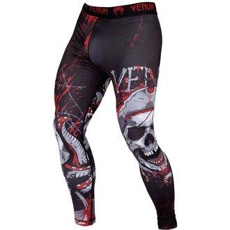 VENUM Férfi edző leggings (nadrág) - Pirate - Fekete / Piros, VENUM