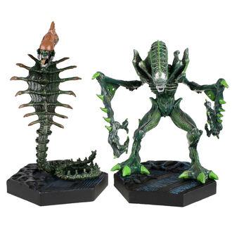 Dekoráció (Két részes szett) Idegen - Retro - Mantis Idegen & Kígyó Idegen, Alien - Vetřelec