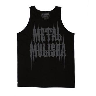 METAL MULISHA Férfi felső - STAMP BLK, METAL MULISHA