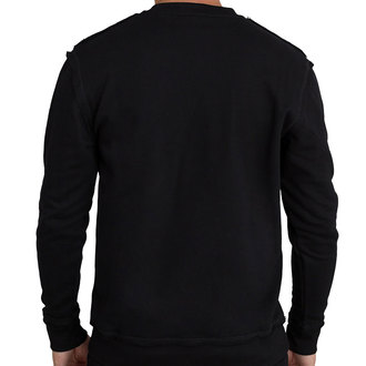 pulóver (kapucni nélkül) férfi - SWEAT HARDCORE MONKEY ROUGE - HYRAW, HYRAW